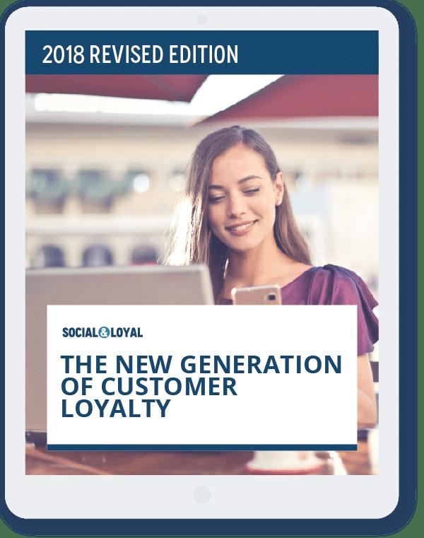 The New Generation of customer loyalty Ebook