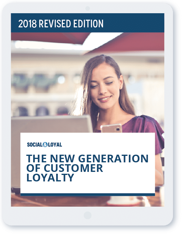 The New Generation of customer loyalty Ebook