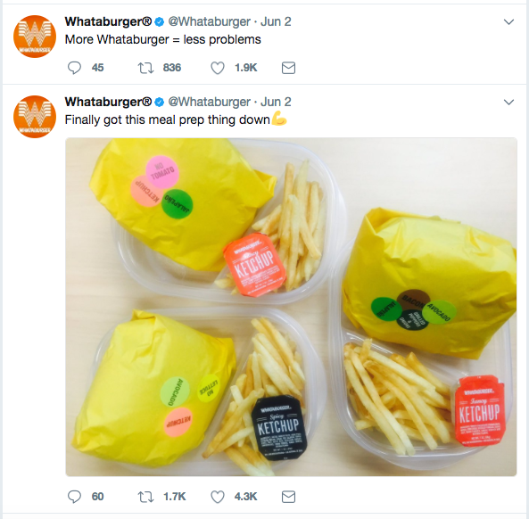 Whataburger Brand Personality