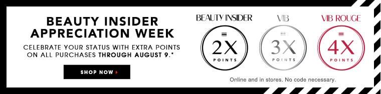 best cosmetic rewards program